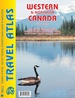 Wegenatlas -   Travel Atlas Western & Northern Canada - West en Noord Canada | ITMB